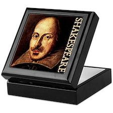 Shakespeare Portrait Keepsake Box