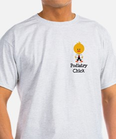 Podiatry Chick T-Shirt