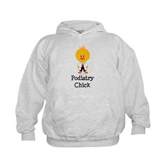 Podiatry Chick Hoodie