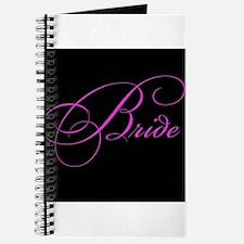 Bride in black Journal