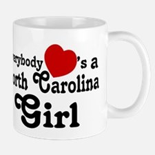 Everybody Hearts a NC Girl Mug