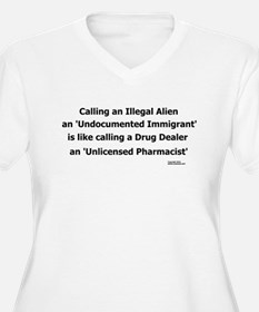 Undocumented Immigrant T-Shirt