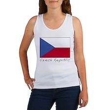 Czech Republic (Flag) Women's Tank Top