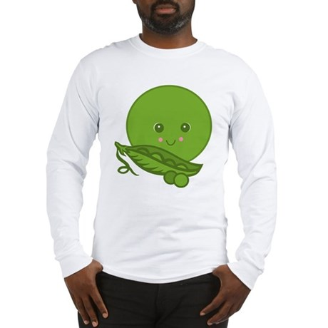 Sweet Little Pea Long Sleeve T-Shirt