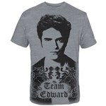 Edward Cullen Men's Grey T-shirt