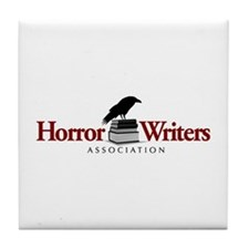 Horror Writers Association Tile Coaster