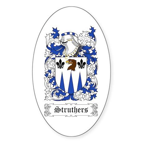 Struthers Sticker (Oval)