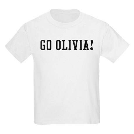 Go Olivia Kids T-Shirt