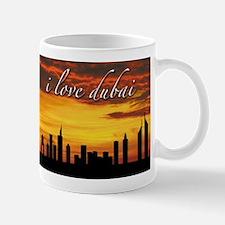 I love Dubai Mug