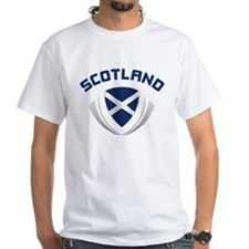 Soccer Crest SCOTLAND Shirt