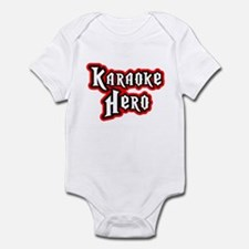 Karaoke Hero Infant Bodysuit