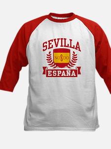 Sevilla Espana Kids Baseball Jersey