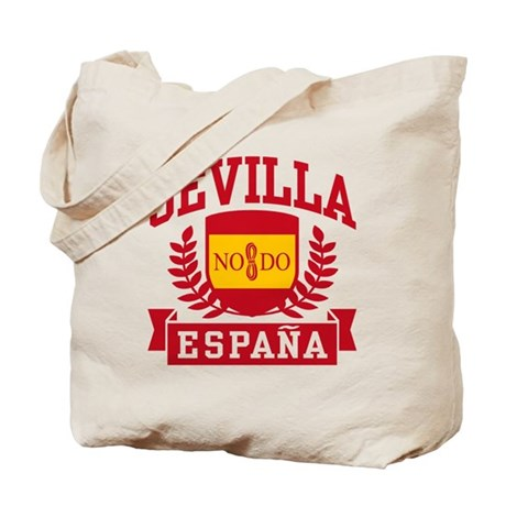 Sevilla Espana Tote Bag