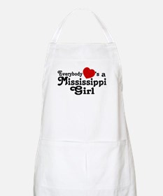 Everybody Hearts a MS Girl Apron