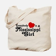 Everybody Hearts a MS Girl Tote Bag
