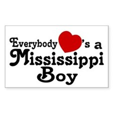 Everybody Hearts a MS Boy Decal