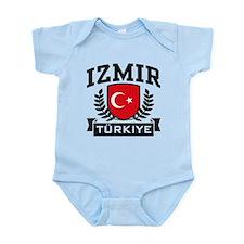 Izmir Turkiye Infant Bodysuit