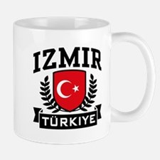 Izmir Turkiye Mug