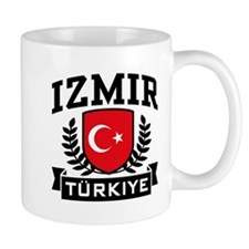 Izmir Turkiye Small Mug