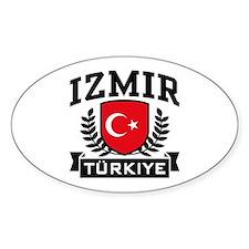 Izmir Turkiye Decal