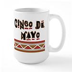 Cinco de Mayo Large Mug