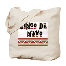 Cinco de Mayo Tote Bag