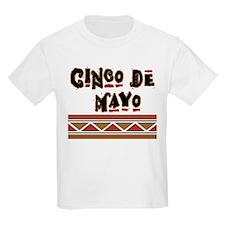 Cinco de Mayo Kids T-Shirt