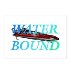 Water Bound Postcards (Package of 8)