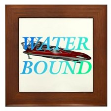 Water Bound Framed Tile