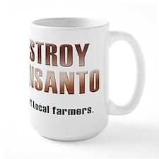 Destroy Monsanto Mug