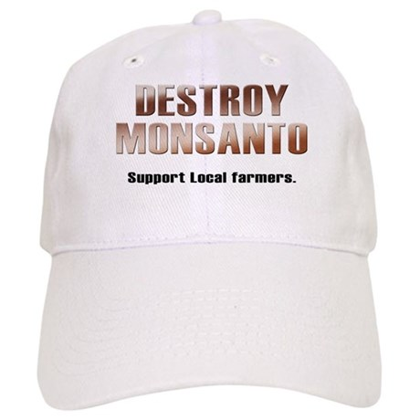Destroy Monsanto Cap