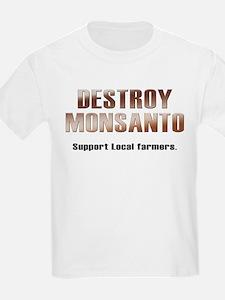 Destroy Monsanto T-Shirt