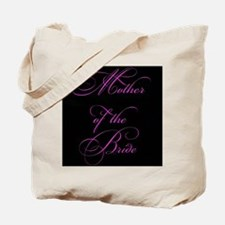 Mother of the Bride - black Tote Bag