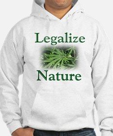 Legalize Nature ~ Hoodie