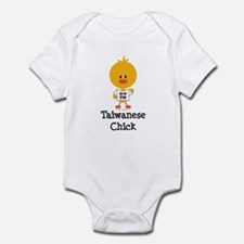 Taiwanese Chick Infant Bodysuit