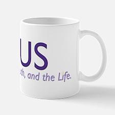Jesus the Way Mug