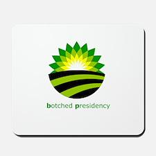 BP Obama Mousepad