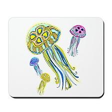 Jellyfish Group Mousepad