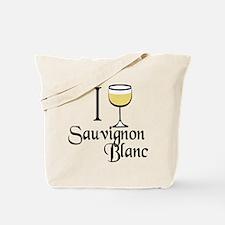 Sauvignon Blanc Tote Bag