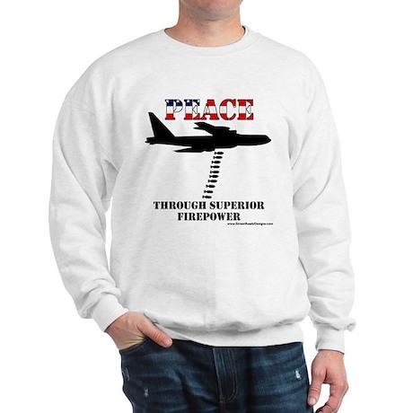 """Peace"" B-52 Sweatshirt"