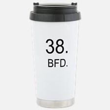 BFD Stainless Steel Travel Mug