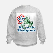 Vote Komodo Dragons  Sweatshirt