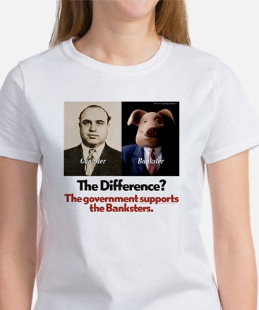 The Difference Women's T-Shirt