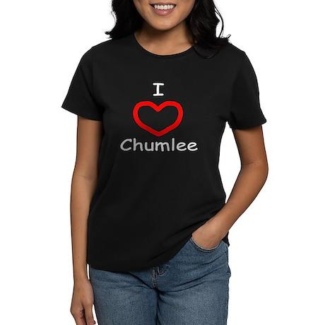 i-luv-chumlee-white T-Shirt