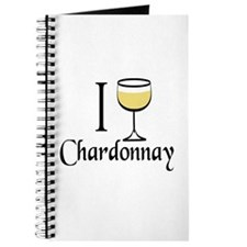 I Drink Chardonnay Journal