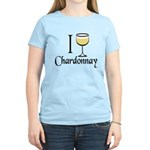 I Drink Chardonnay Women's Light T-Shirt