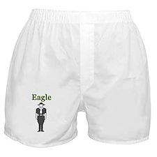 Cute Pictograph Boxer Shorts