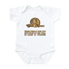 William Penn Quote Infant Bodysuit