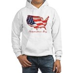 Independence Day Hooded Sweatshirt