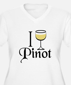 Pinot Wine Drinker T-Shirt